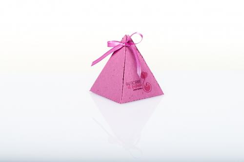 Immagine Piramide rosa