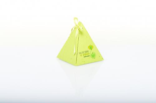 Immagine Piramide verde
